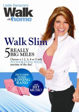Leslie Sansone: Walk Slim - 5 Really Big Miles