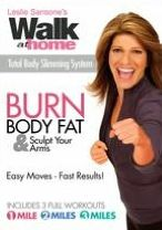 Leslie Sansone: Walk at Home - Burn Body Fat & Sculpt Your Arms