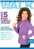 Video/DVD. Title: Leslie Sansone: Just Walk - Ultimate 5 Day Walk Plan