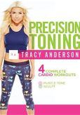 Video/DVD. Title: Tracy Anderson: Precision Toning
