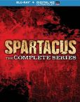Video/DVD. Title: Spartacus: The Complete Collection
