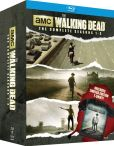 Video/DVD. Title: The Walking Dead: The Complete Seasons 1-3