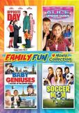Video/DVD. Title: Family Fun 4-Pack
