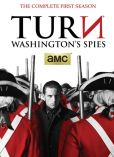 Video/DVD. Title: Turn: Washington's Spies