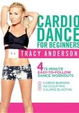 Video/DVD. Title: Tracy Anderson: Cardio Dance for Beginners