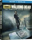 Video/DVD. Title: The Walking Dead: The Complete Fifth Season
