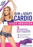Video/DVD. Title: Tracy Anderson: Slim + Sculpt Cardio