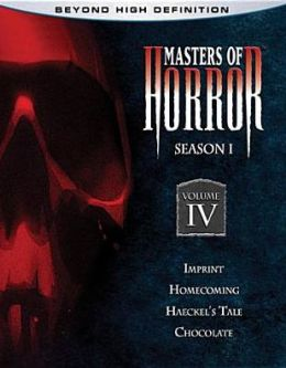 Masters of Horror: Season I, Vol. Iv