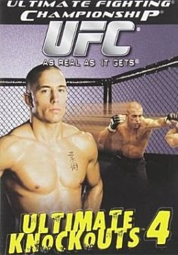 Ultimate Fighting Championship: Ultimate Knockouts, Vol. 4