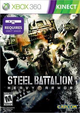 Steel Battalion Heavy Armor X360 Kinect