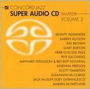 Concord Jazz Sampler Vol.2