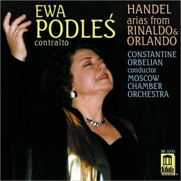 Handel Arias from Rinaldo & Orlando