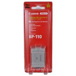 Canon BP-110 Battery Pack for Canon VIXIA HF R20, HF R21, & HF R200