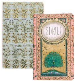 Starlet Sketch & Scribble Notebook Set 8