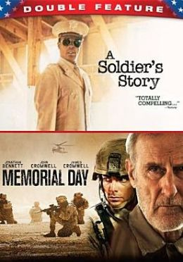 Double Feature: a Soldier's Story/Memorial Day