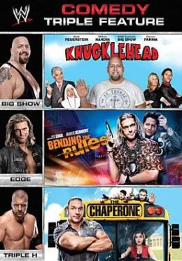Wwe Multi-Feature: Comedy Triple Feature: Knucklehead/Bending the Rules/the Chaperone