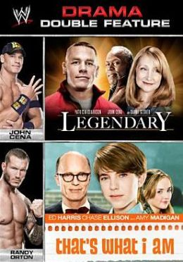 Wwe Multi-Feature: Drama Double Feature: Legendary/That's What I am