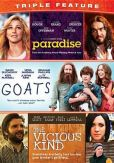 Video/DVD. Title: Paradise/Goats/the Vicious Kind