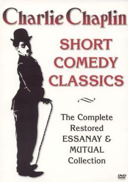 Charlie Chaplin Short Comedy Classics
