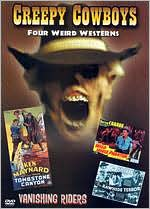 Creepy Cowboys: Four Weird Westerns