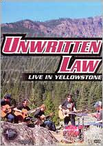 Music in High Places: Unwritten Law - Live in Yellowstone