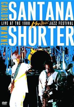 Carlos Santana and Wayne Shorter: Live at the 1988 Montreux Jazz Festival