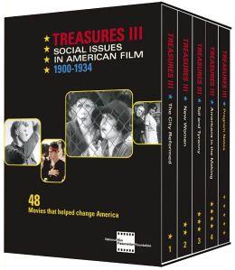 Treasures III - Social Issues in American Film 1900-1934