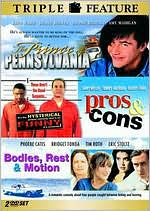 Prince of Pennsylvania / Pros & Cons / Bodies, Rest & Motion