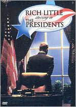 Rich Little starring in The Presidents