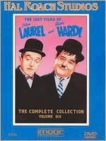 Lost Films of Laurel & Hardy: Vol. 6