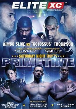 EliteXc: Primetime - Kimbo Slice vs.