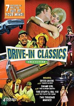 Drive-in Classics Collection