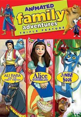 Animated Family Adventures / (Full)