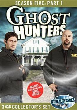 Ghost Hunters: Season 5 - Part 1