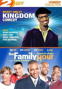 Rickey Smiley Presents: Kingdom Comedy/Family Hour