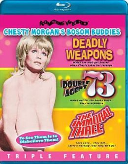 Chesty Morgan's Bosom Buddies