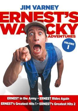 Ernest's Wacky Adventures, Vol. 1