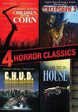 4 Horror Classics