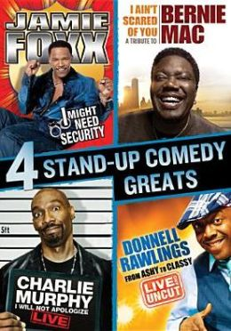 Stand up Comedy Greats Collection