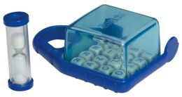 Boggle Game in Travel Size Keychain /Carabiner