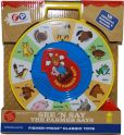 Product Image. Title: Fisher Price See 'n Say Farmer Says