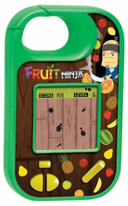 Fruit Ninja Mini Electronic Game