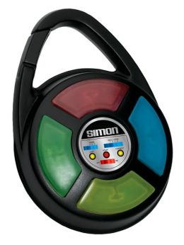 Mini Simon Electronic Game