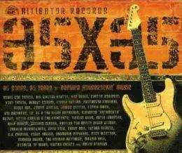 Alligator Records 35X35