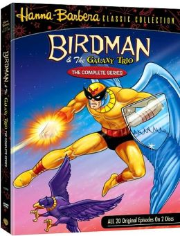 Birdman & the Galaxy Trio: Complete Series (2pc)