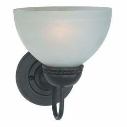 Royce Lighting RV400-1-23 Westlake 1 Light Vanity Oil Rubbed Bronze