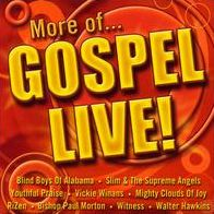More of Gospel Live [Bonus DVD]