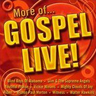 More of Gospel Live [Bonus DVD]