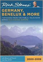 Rick Steves: Germany Benelux & More 2000-2009