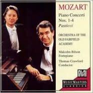 Mozart: Piano Concerti Nos. 1 - 4